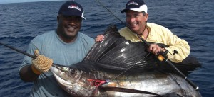Bill Boyce Fiji national record Pacific Sailfish