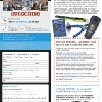Issue 92 of  BlueWater magazine out now – 27th June 2012