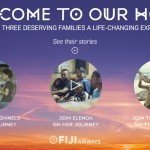 Fiji Airways invites you to find a 'Home Away From Home'