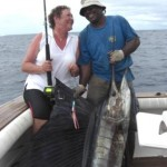 Fiji National Record W-10kg Pacific Sailfish