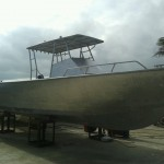 New Offshore Fishing Boat under Construction